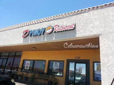 D Pinoy Joint A Filipino Restaurant In Las Vegas Nevada
